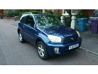 4X4 TOYOTA RAV4, 53 PLATE, EXCELLENT RUNNER QUICK SALE!!!!!!!!!!!!!!!!!!!!!!!!!!!!!!!!!!!!!!!!!!!!!!