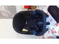 BABY CAR SEAT SILVER CROSS SURF 2 EDITION