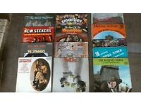 Vinyl Records 60's, 70's and 80's Selection (30 items)