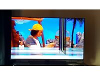 Samsung 50-inch-tv-could-be-used-for-spare-parts