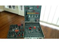 Victor tool box and tools