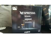 Nespresso inissia brand new