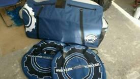 Bike travel bag/case