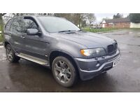 BMW X5 M-Sport**DIESEL-AUTO**TOP OF RANGE 04 MODEL- FULL SERVICE.HIST - FULL MOT EXCELLENT CONDITION