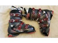 Used ski boots. ATOMIC B-TECH 90. size UK 9