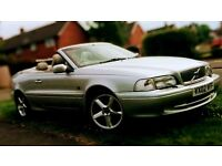 Volvo C70 2002 2.0 LPT MANUAL 112k
