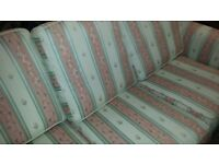 Three Seater Sofa in Excellent Condition