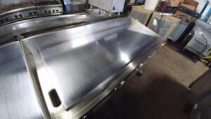 Keating Miraclean Chrome Griddle - Top of the line