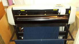 Summa Cut D60 FX / 24inches Vinyl Cutter Plotter Best Offer