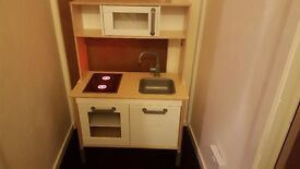 Ikea toy kitchen and all accessories