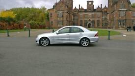 Mercedes Benz C220 CDI Sport Edition