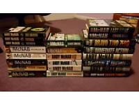 Andy McNab Books