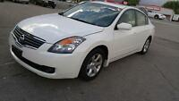 2008 Nissan Altima SL |Leather Sunroof | Certified and E-tested