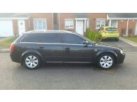 2004 53 audi a4 1.9 tdi sport 6 speed full service history lovely looking car