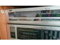 JVC SUPER A Hi-Fi separate