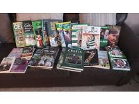 Collection of Celtic Annuals, books and Celtic Views