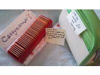 Paper craft items