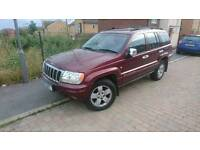 2001 Jeep Grand Cherokee 4.0 petrol