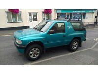 Vauxhall Frontera For Sale