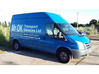 Reliable Removals & Courier Service