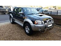 Nissan Navara , 2005, New timing chain , new oil cooler, new bottom shells. runs well