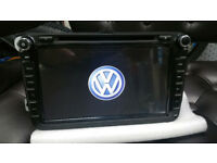 BRAND NEW VOLKSWAGEN ANDROID CAR DVD PLAYER SYSTEM*16GB MEMORY*BUILT IN FULL EU MAPS*FULLY LOADED