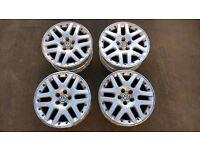 BBS RS825 San Marino VW Alloy Wheel set