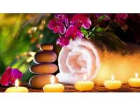 Luxury massage by friendly therapist