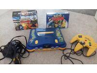 Pokemon Nintendo 64 & games