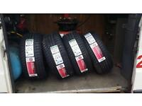 225 40 18 BRAND NEW TYRES FREE DELIVERY FITTING & BALANCING SAME DAY!!