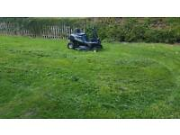 Hayter heritage m10/30 ride on lawnmower