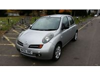 2005 Nissan Micra 1.2 16v SX 5dr Low Insurance Group 1 Owner From 2006 @07445775115