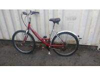 CROSS LAGUNA MOUNTAIN BICYCLE 18 SPEED 26 INCH WHEEL AVAILABLE FOR SALE