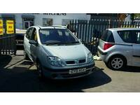 RENAULT SCENIC. AUTOMATIC. 1.6 PETROL. 12 MONTHS MOT