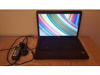 Compaq CQ58 laptop, fully working with charger, great condition