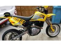 Ccm 644 super moto