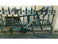 Carrerac Zelos racing bike 21.5 inch