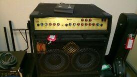 EDEN METRO DC 22 X 10 XLT USA made bass combo £375