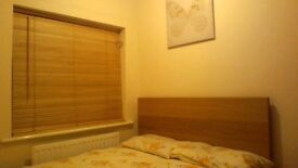 Double room to let in a house share for females or working ladies only