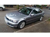 BMW 3 Series 318 petrol/LPG in need of repair