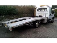 Fiat Ducato 3.5 Ton Recovery Truck 3.0L 160 M-JET
