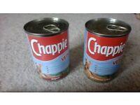 Chappie Tinned Dog Food