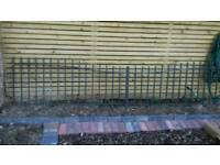 Wrought Iron Fence section of 3.4 mtr
