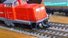 Fleischmann H0 Diesel Locomotive 4229