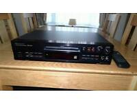 Pioneer PDR-509 CD player and recorder