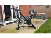 Spinning bike Nordic Track GX 5.1 excellent condition hardly used