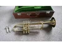 B & M champion trumpet