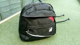 Motorbike travel bag for xj6