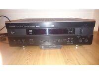 Yamaha av amp rx-v520rds