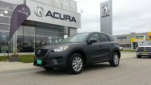 "2016 Mazda CX-5 GX, 2.0L, AWD, Privacy Glass, 17"""""""" Alloys, HMI"